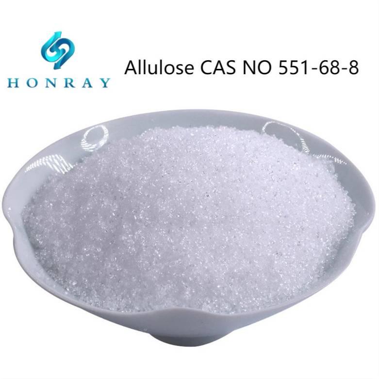 Name:Allulose<br> CAS NO. : 551-68-8