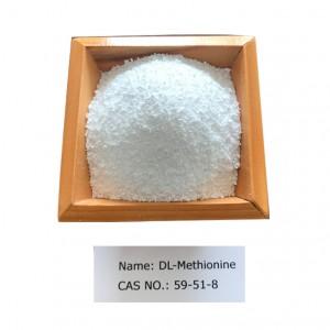 DL-Methionine CAS NO 59-51-8 for Feed Grade