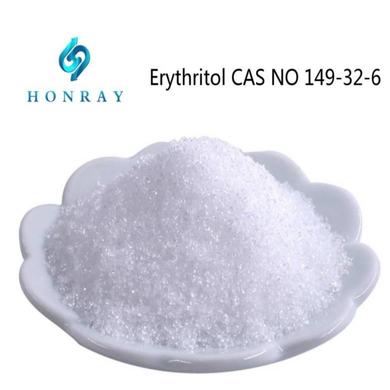 Name:Erythritol <br>CAS NO. : 149-32-6