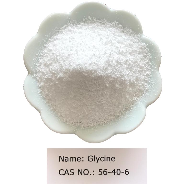 Glycine CAS NO 56-40-6 for Food Grade (FCC/AJI) Featured Image