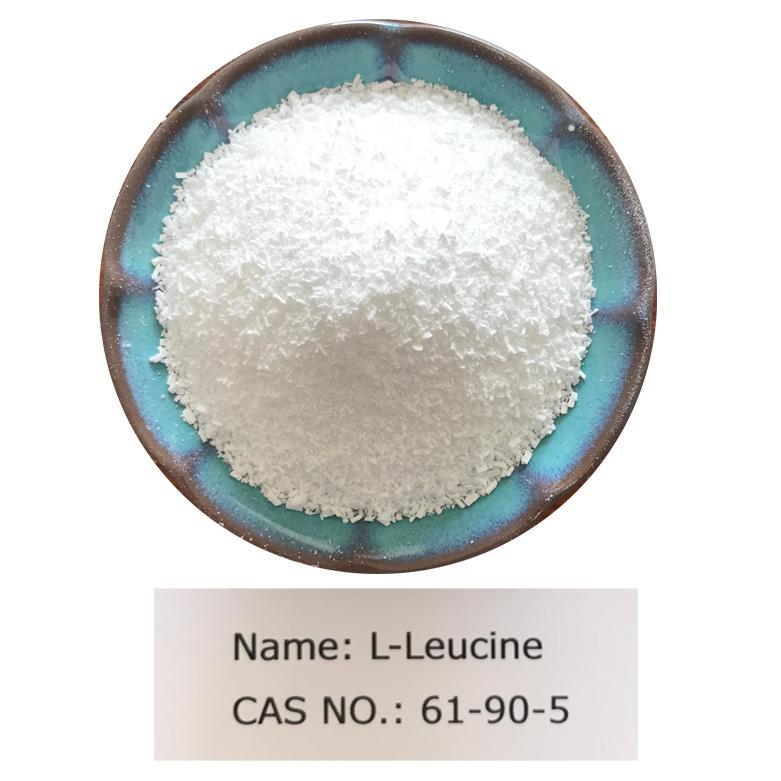 L-Leucine CAS NO 61-90-5 for Pharma Grade (USP) Featured Image