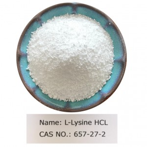 L-Lysine HCL 98.5% CAS NO 657-27-2 for Feed Grade