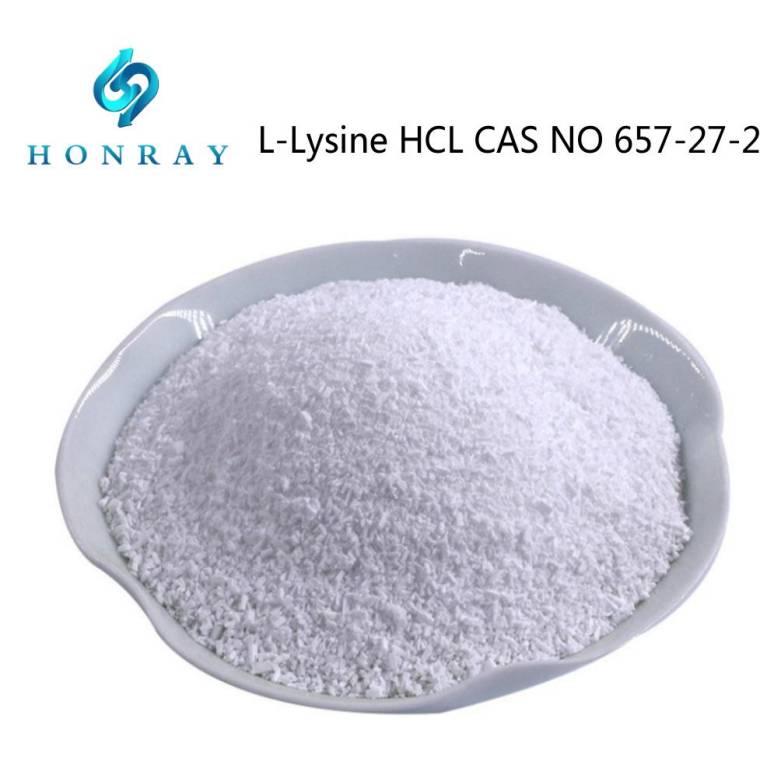 Name:L-Lysine HCL <br>CAS NO. : 657-27-2