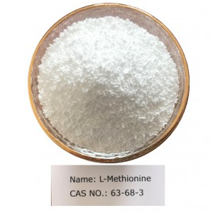 L-Methionine CAS NO 63-68-3 for Food Grade (AJI/USP)