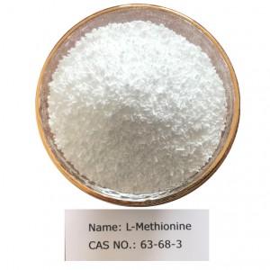 L-Methionine CAS NO 63-68-3 for Pharma Grade (USP)