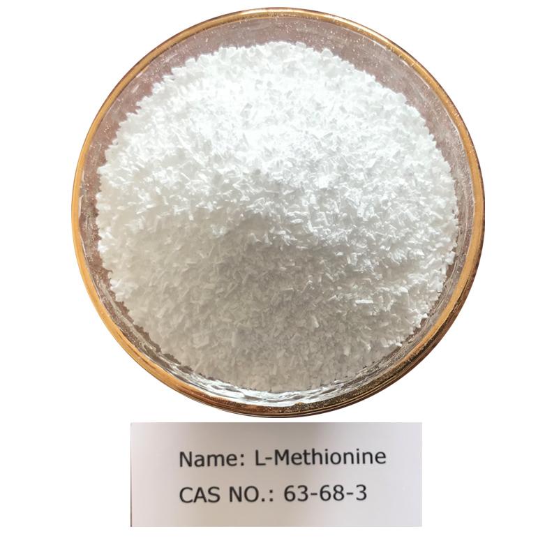 L-Methionine CAS NO 63-68-3 for Pharma Grade (USP) Featured Image