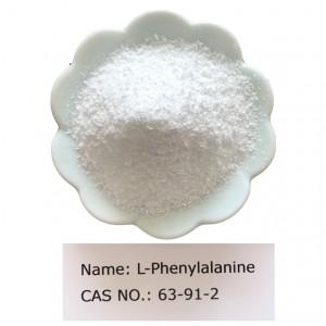 L-Phenylalanine CAS NO 63-91-2 for Food Grade (FCC/AJI/USP)