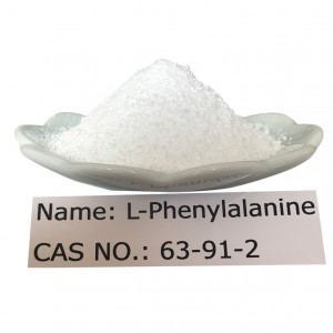 L-Phenylalanine CAS NO 63-91-2 for Pharma Grade (USP)