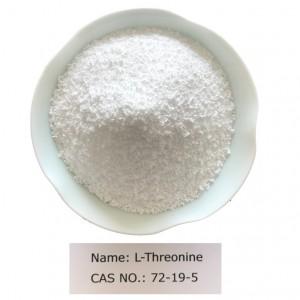 L-Threonine 98.5% CAS NO 72-19-5 For Feed Grade