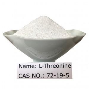 L-Threonine CAS NO 72-19-5 for Food Grade (FCC/AJI/USP)