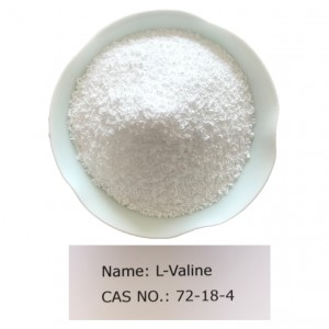 L-valine CAS NO 72-18-4 for Pharm Grade (USP)